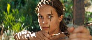 Рецензия на новый фильм о Ларе Крофт: без Джоли не то пальто