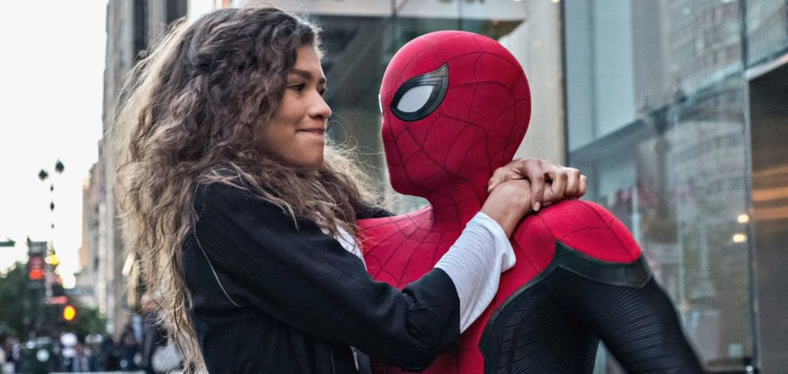 Рецензия на фильм «Человек-паук: Вдали от дома».