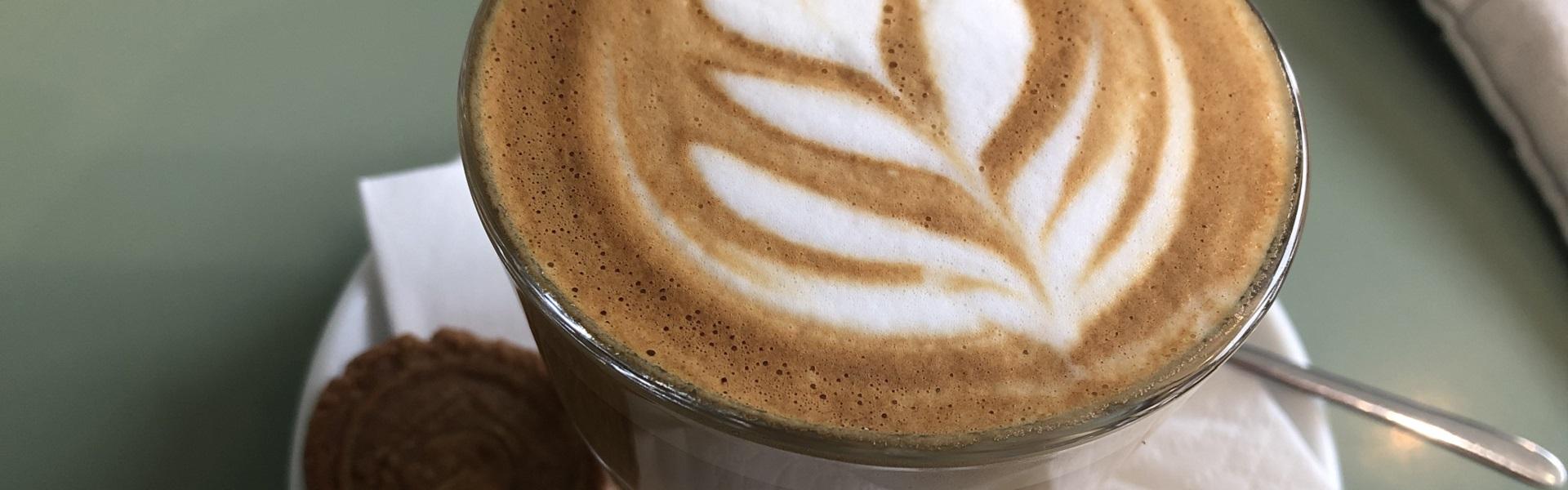 «Эпифана»: кофейня со свежими круассанами и странной пастой