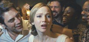 Фильм «мама!»: история про «нехороший» дом