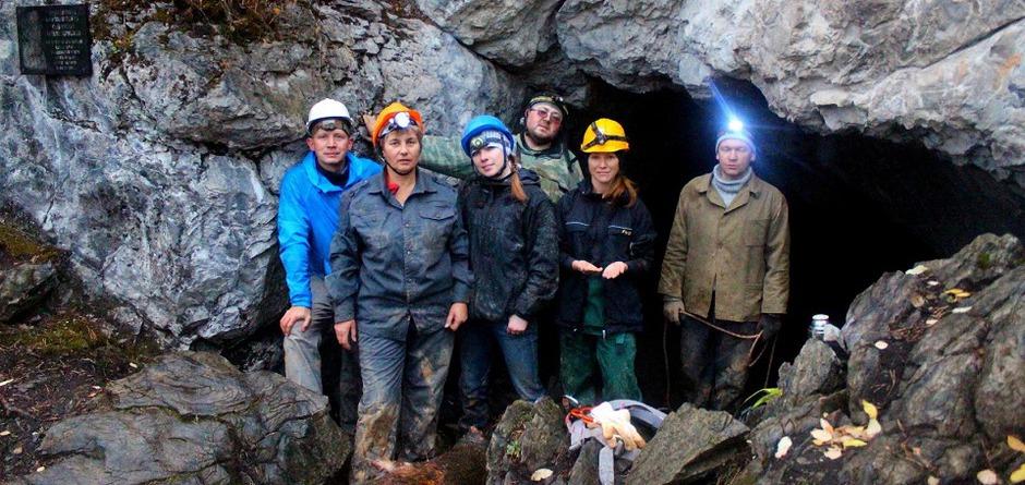 Маршрут выходного дня: пещера Охотничья