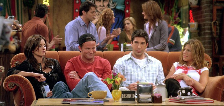 Любимому сериалу исполнилось 25 лет.