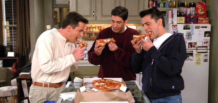 Вспоминаем пиццу в кино и сериалах.