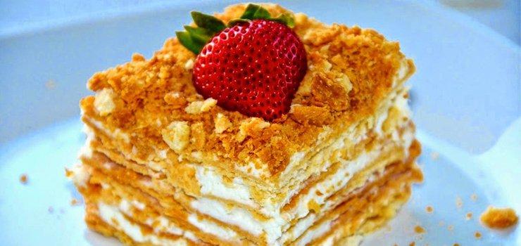 Ужас, как любишь торт «Наполеон»? Узнай, что это значит!
