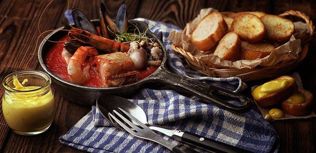 Приготовьте десять блюд французской кухни