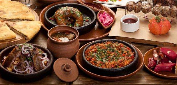 Приготовьте десять блюд грузинской кухни
