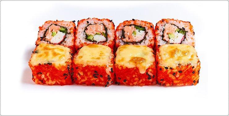 «Суши-Студио» определит твою кулинарную крутость.