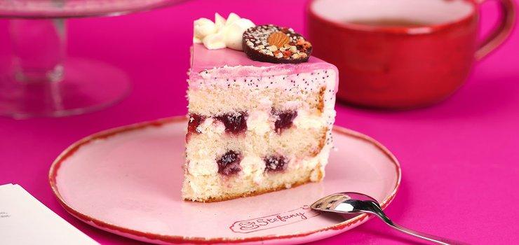 О любимых тортиках и тех, кто их готовит.