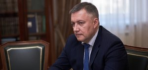 Игорь Кобзев: Я – человек государственный, Родине служу