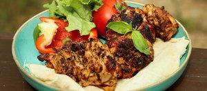 Три рецепта нежнейшего шашлыка из курицы