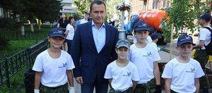 Видео: акция «Мой зеленый город» в Иркутске