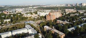 75 лет Свердловскому округу Иркутска