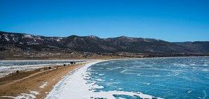 Мыс Уюга: норвежские пейзажи на Байкале