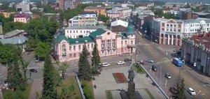 Иркутск в 2016 году