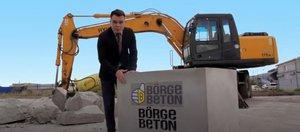 Бетон BӦRGE* меняет привычные стереотипы о строительной смеси