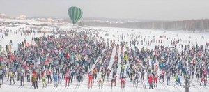 «Лыжня России»: как это было