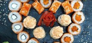 LOVE sushi*, служба доставки