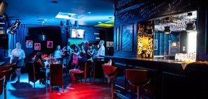 Караоке-бар «Вою на Луну»