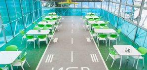 Пилот, развлекательный центр + бар-ресторан