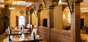 Рыцарский двор, ресторан