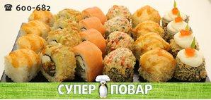 Супер Повар, доставка японской и паназиатской кухни