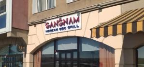 Gangnam* на Верхней Набережной