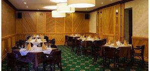 Фианит, ресторан