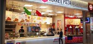 Rokket Pizza