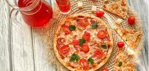 Mio gusto*, служба доставки пиццы