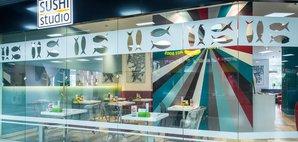 Суши-Студио, суши-бар в Юбилейном