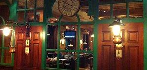 Грааль, ресторан развлекательного комплекса «Нескучный сад»