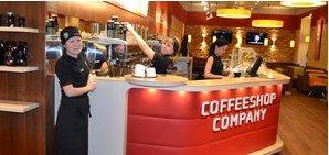 Coffeeshop Company* на Сухэ-Батора
