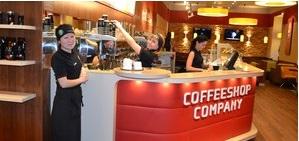 Coffeeshop Company, венская кофейня