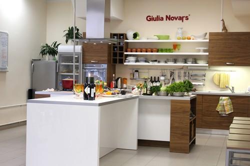 Студия №3 на 24-м этаже - кулинарная студия